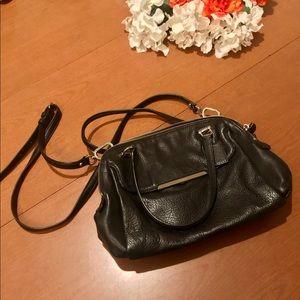 Authentic Coach Leather Crossbody Shoulder Bag